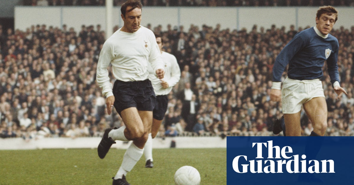 Jimmy Greaves redefined perception of what a centre-forward should be