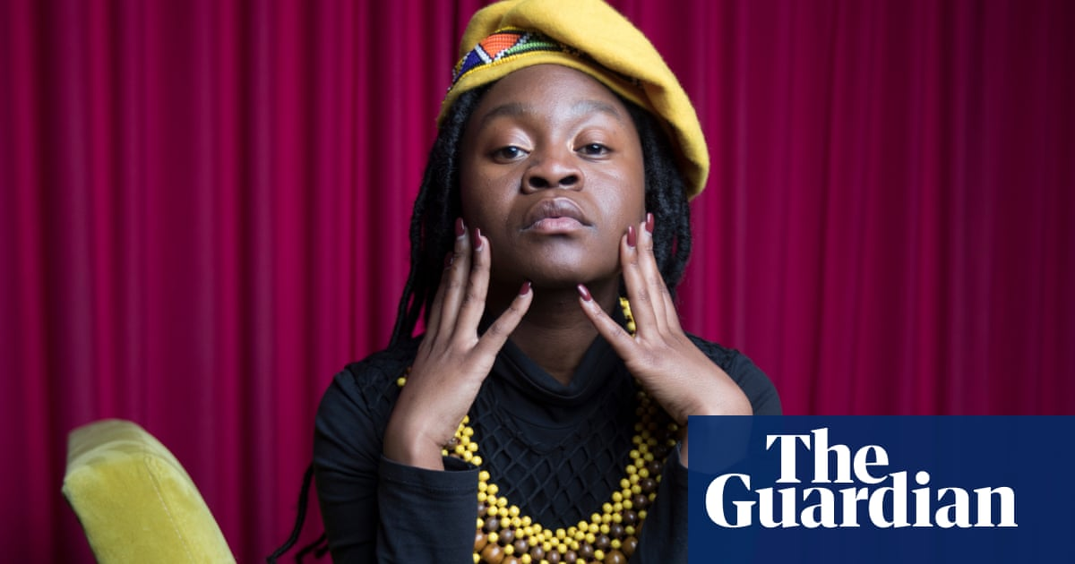 Sampa the Great: I went back to Zambia and people said, you're different