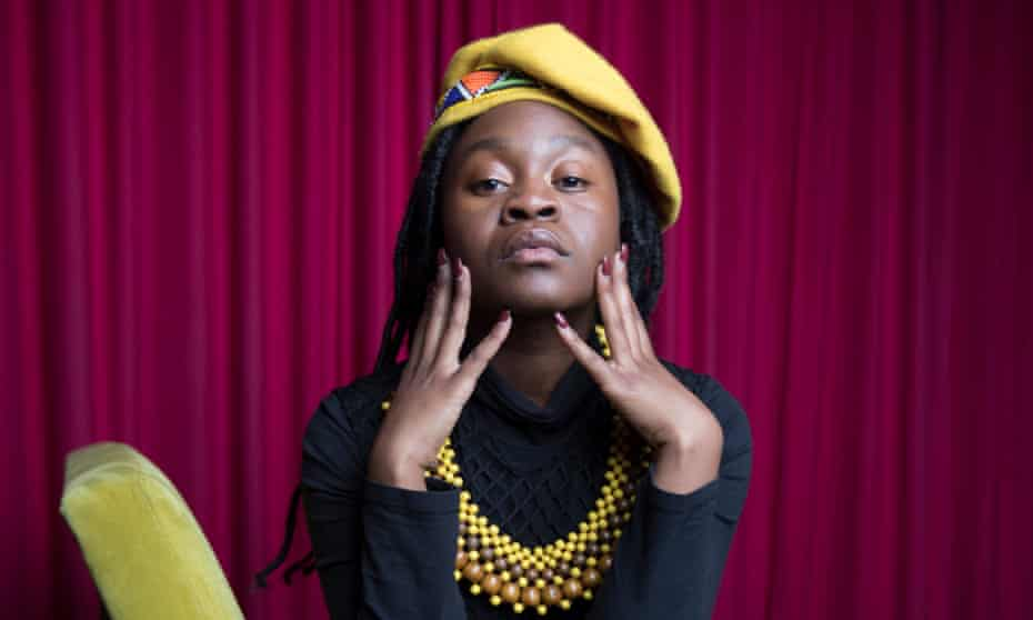 'Being away was affecting my joy' … Sampa the Great.