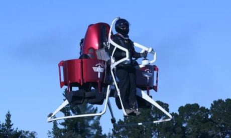 Personal jetpacks cleared for take-off with Australian stock market listing