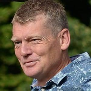 Countryfile presenter Tom Heap.