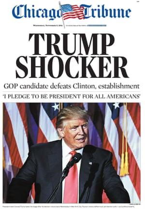 Chicago Tribune, US