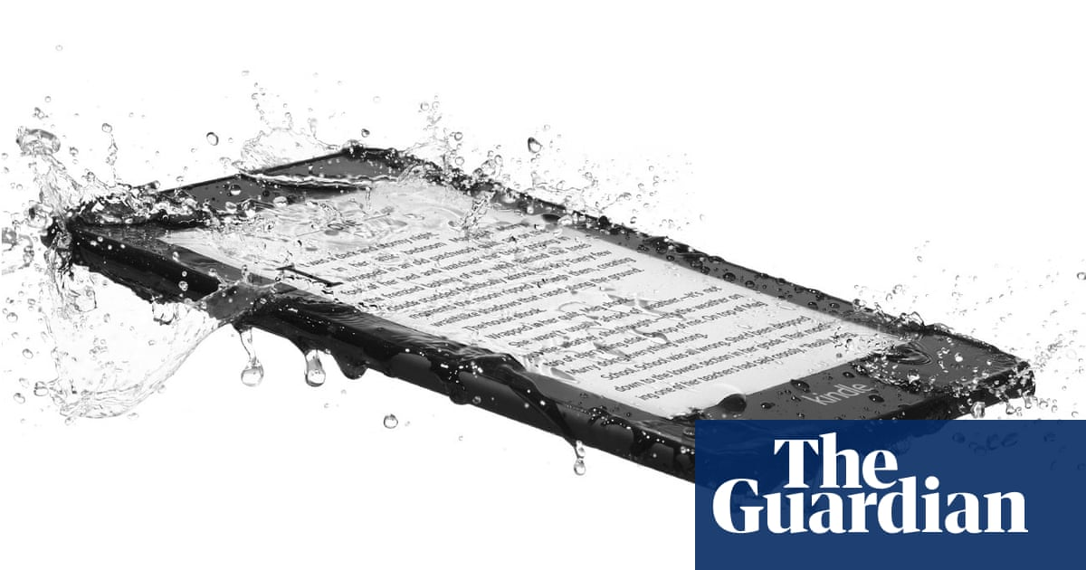 Amazon launches water-resistant Kindle Paperwhite