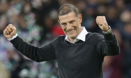 West Brom appoint Slaven Bilic as manager on two-year contract