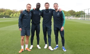 Tottenham's Ajax alumni.