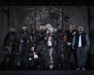 Suicide Squad: anxiety and a weird finger-wagging moralism