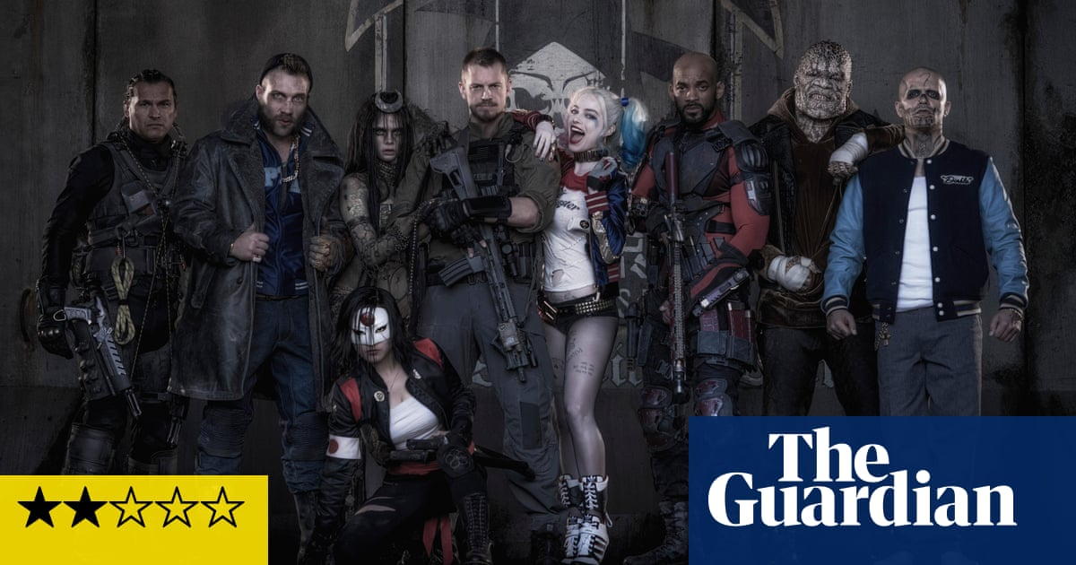 Suicide Squad Review In Dire Need Of Real Evil Film The Guardian