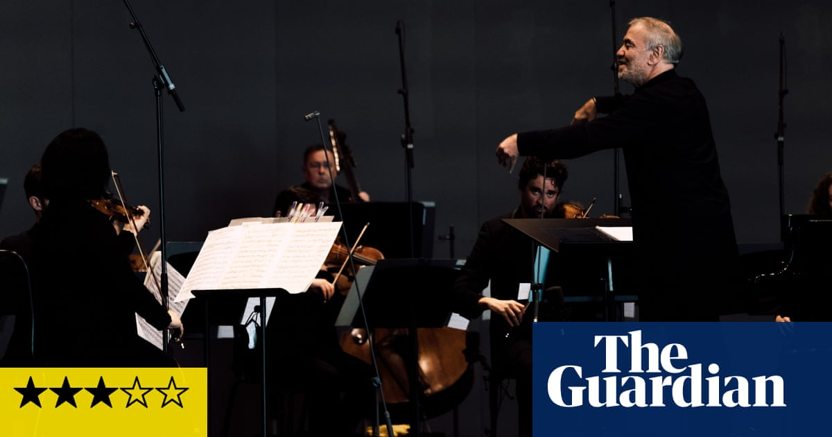 RSNO/Gergiev review – all-Russian programme offers much to admire
