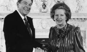 Le ideologie sposate da Margaret Thatcher e da Ronald Reagan erano solo due facce del neoliberismo.
