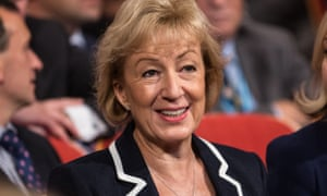 Andrea Leadsom, now environment secretary, said being a mother gave her more of a stake in the future.