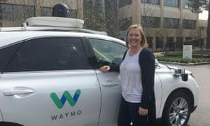 Jaime Waydo, chefe de engenharia de sistemas na Waymo.