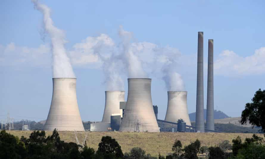 The Bayswater power station in NSW