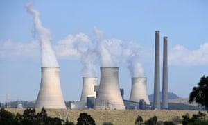 NSW power station