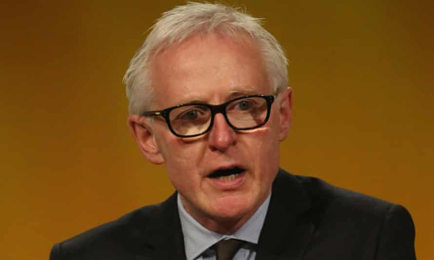 Norman Lamb said out-of-area placements were an outrage.