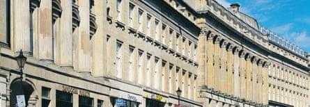 Grey Street, Newcastle Upon TyneAGJ940 Grey Street Newcastle Upon Tyne