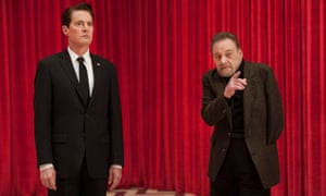 I'm in deep … the new Twin Peaks is perfect.