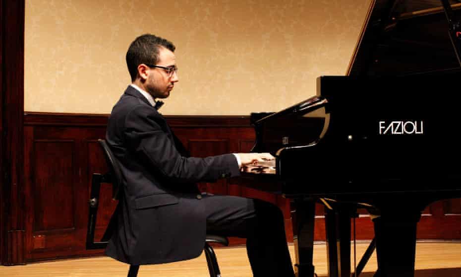 'Meticulous': Luca Burrato at Wigmore Hall.