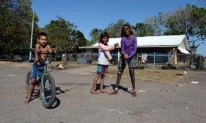 Indigenous children