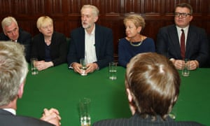Jeremy       Corbyn chairs his first shadow cabinet meeting in the House of       Commons.