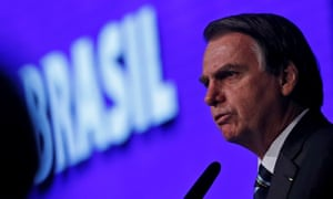 Protests over Jair Bolsonaro's 'egregious anti-LGBTQ record and rhetoric' have already led to a change of venue for the gala dinner.