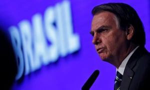The government of Brazil's president, Jair Bolsonaro, has approved scores of new pesticide products.