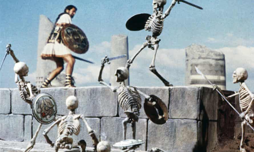 Harryhausen's creative genius animated the dead back to life in Jason and the Argonauts, released in 1963.