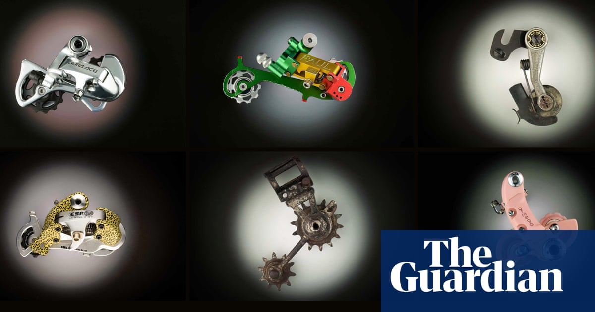 10 weird and wonderful derailleurs – and how they changed cycling