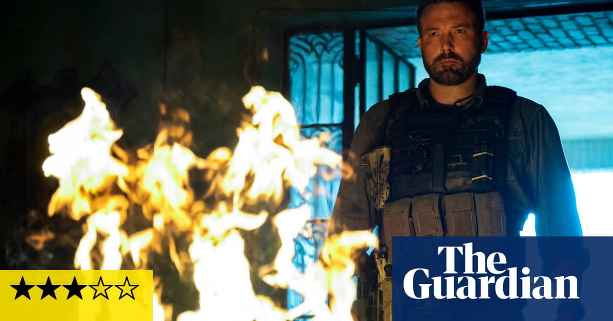 Triple Frontier review – military vets steal big in solid Netflix