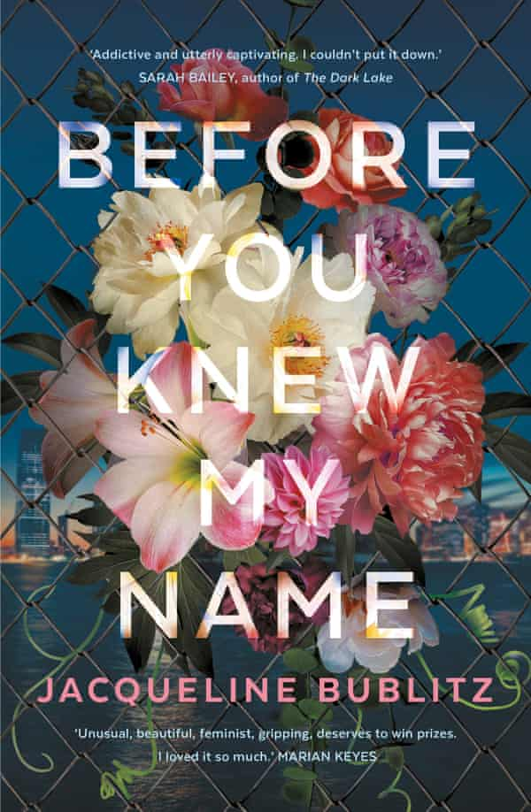 Before You Knew My Name by Jacqueline Bublitz, out June 2021 through Allen and Unwin