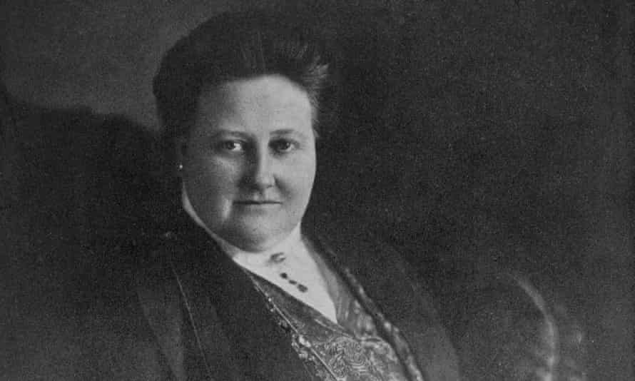 'She was a rather large lady, a lesbian, a woman, so for all these reasons she's unpopular, uncelebrated' ... Amy Lowell.
