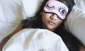Many people get only six hours' sleep on workdays.