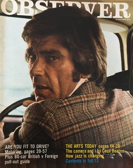 What would James Hunt have said? Are you fit to drive, October 1973.