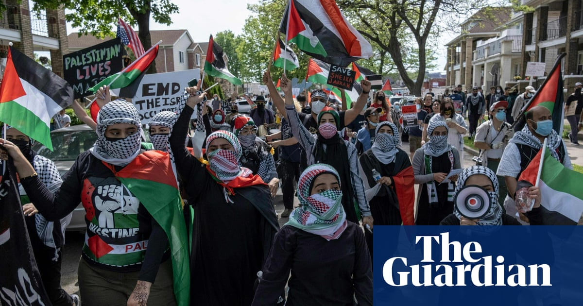 Biden tours Ford facility in Michigan as protests erupt over Gaza-Israeli conflict