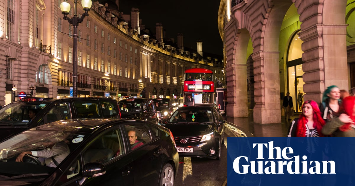 Uber drivers in UK cities strike over pay and conditions