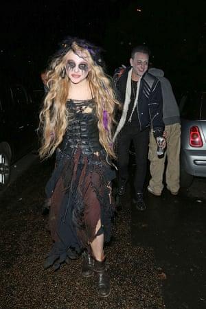 2012 Chloe Moretz as a witch