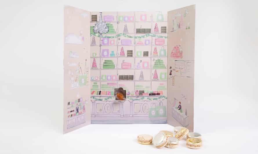 Laduree limited edition advent calendar.