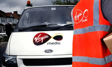 Contacts of 1m Virgin Media customers left on unsecured database