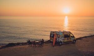 Indie Campers road trip, Bồ Đào Nha