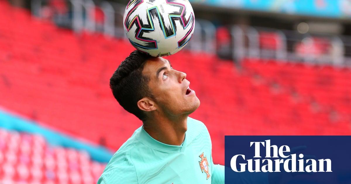 Record-breaker Cristiano Ronaldo commands audience he deserves