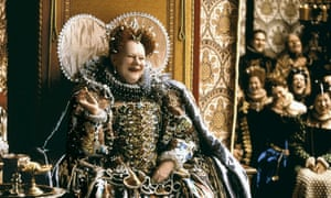 More! … Elizabeth, played by Judi Dench in Shakespeare in Love, was happy with three performances a year – James wanted 10.