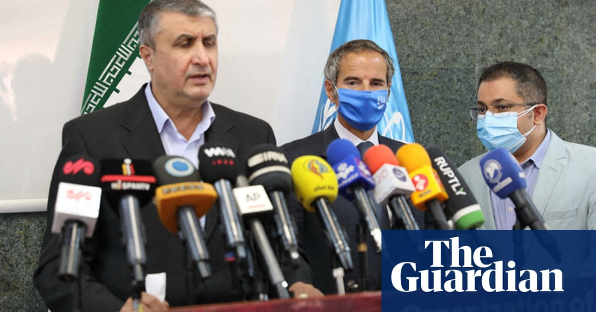 Iran agrees deal with UN on monitoring of nuclear programme