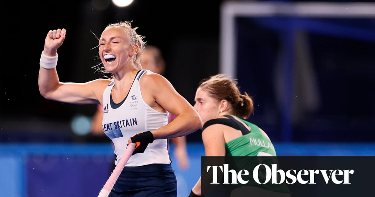 Team GB: Women's hockey team ease into quarter-finals with Ireland win