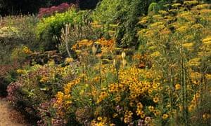 Parham Walled Garden in West Sussex.