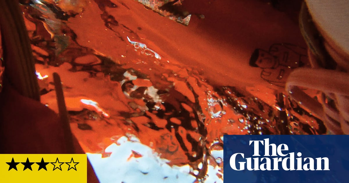 Purple Sea review – harrowing study of Syrian refugee in lifejacket limbo