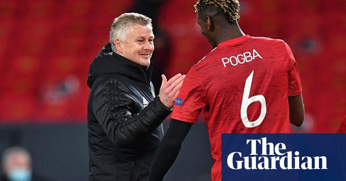 'Job isn't done': Solskjær wary of Roma despite Manchester United thrashing