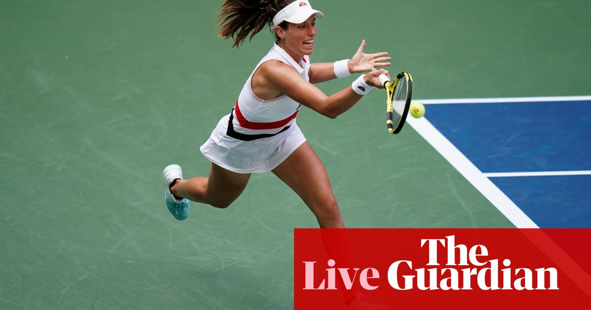 US Open 2019: Elina Svitolina v Johanna Konta, quarter-final – live!
