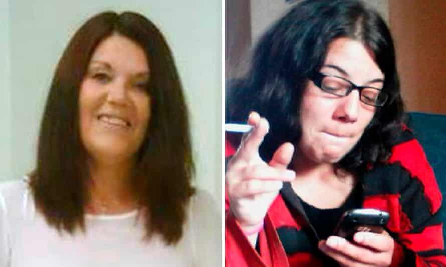 Lynne Freeman (left), 46, and Jodie Betteridge, 30, died in separate attacks in Redcar.