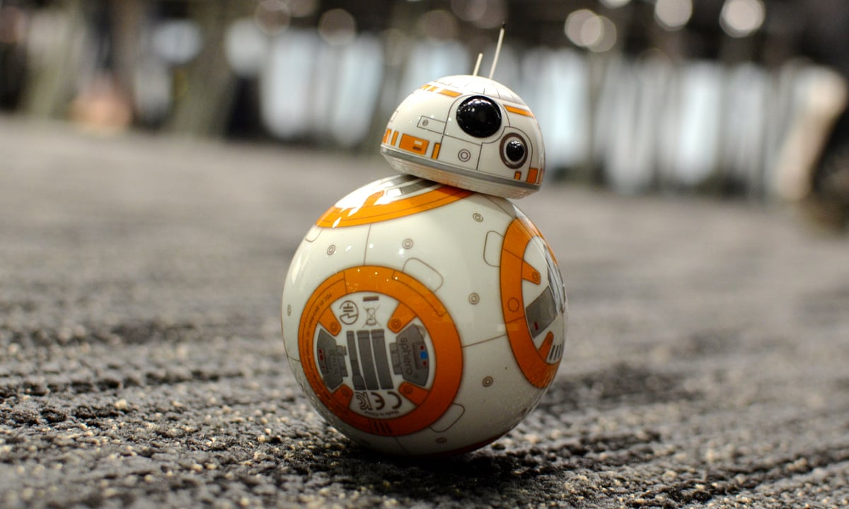 Star Wars droid BB-8 is real and you can take him home ...