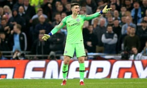 The 24-year-old Chelsea goalkeeper refused Maurizio Sarri's attempts to substitute him before Sunday's penalty shootout at Wembley.