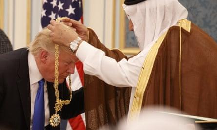 Donald Trump Salman